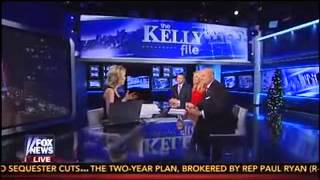 Megyn Kelly Panel Outraged over Duck Dynasty Suspension: 'Really Reprehensible!' 'Word Police!'