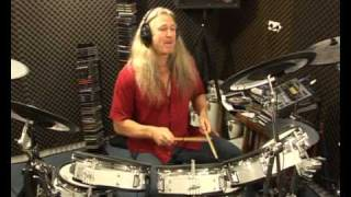 TOTO - ROSANNA - Cover Theo´s version on a Roland TD 20 V-Drum