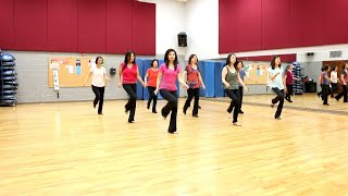 The Eurodance -  Line Dance (Dance & Teach in English & 中文)