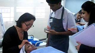 Watch workshop session by Ms. HELGA KDENINGER (CIDESCO Examiner) -- LTA School of Beauty Thumbnail