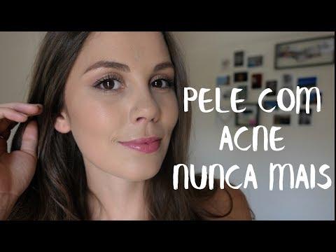 PELE | Rotina matinal pele seca/com acne + dicas para pele oleosa - Karina Cardinalli
