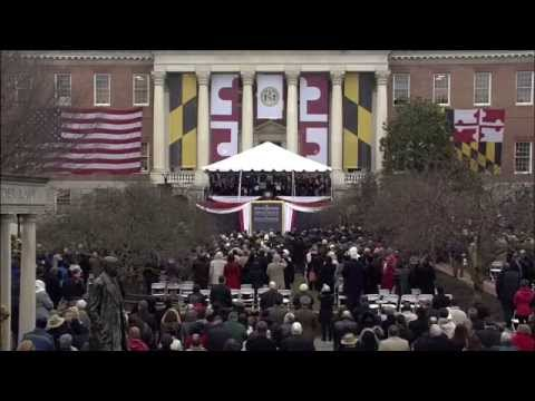2015 Governor's Inauguration Annapolis, Maryland