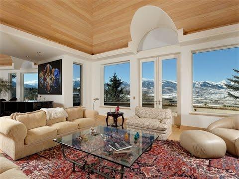 Remarkable Ski Home in Aspen, Colorado
