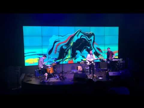 Jape - Seance Of Light (live performance 18 September 2015)