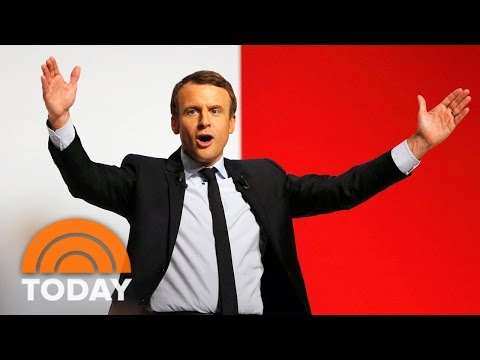 Centrist Emmanuel Macron Wins French Presidency Over Marine Le Pen | TODAY