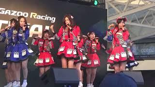 日時:2017/12/10 08:30~09:00 ・イベント名:TOYOTA GAZOO Racing FES...