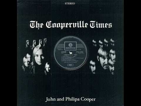 John & Philipa Cooper - Man in a bowler hat