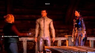 Dragon Age Inquisition Cassandra Gets Mad At Varric Flirt Option