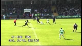 Byron Moore Crewe Alexandra Highlights