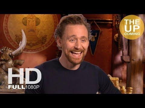 Tom Hiddleston  on Early Man