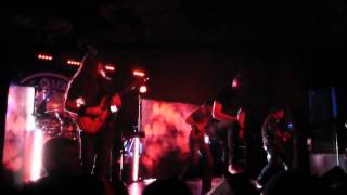 Between The Buried And Me - Augment of Rebirth @ Ace of Spades 05/03/11 NEW SONG [HD]