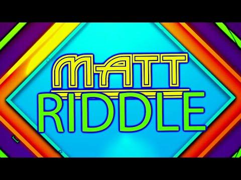 Matt Riddle Entrance Video