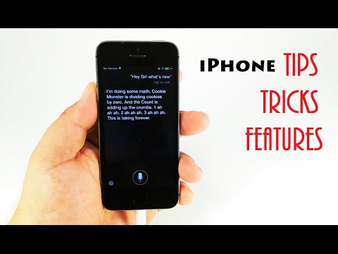 Thumbnail: iPhone 5s Tips and Tricks