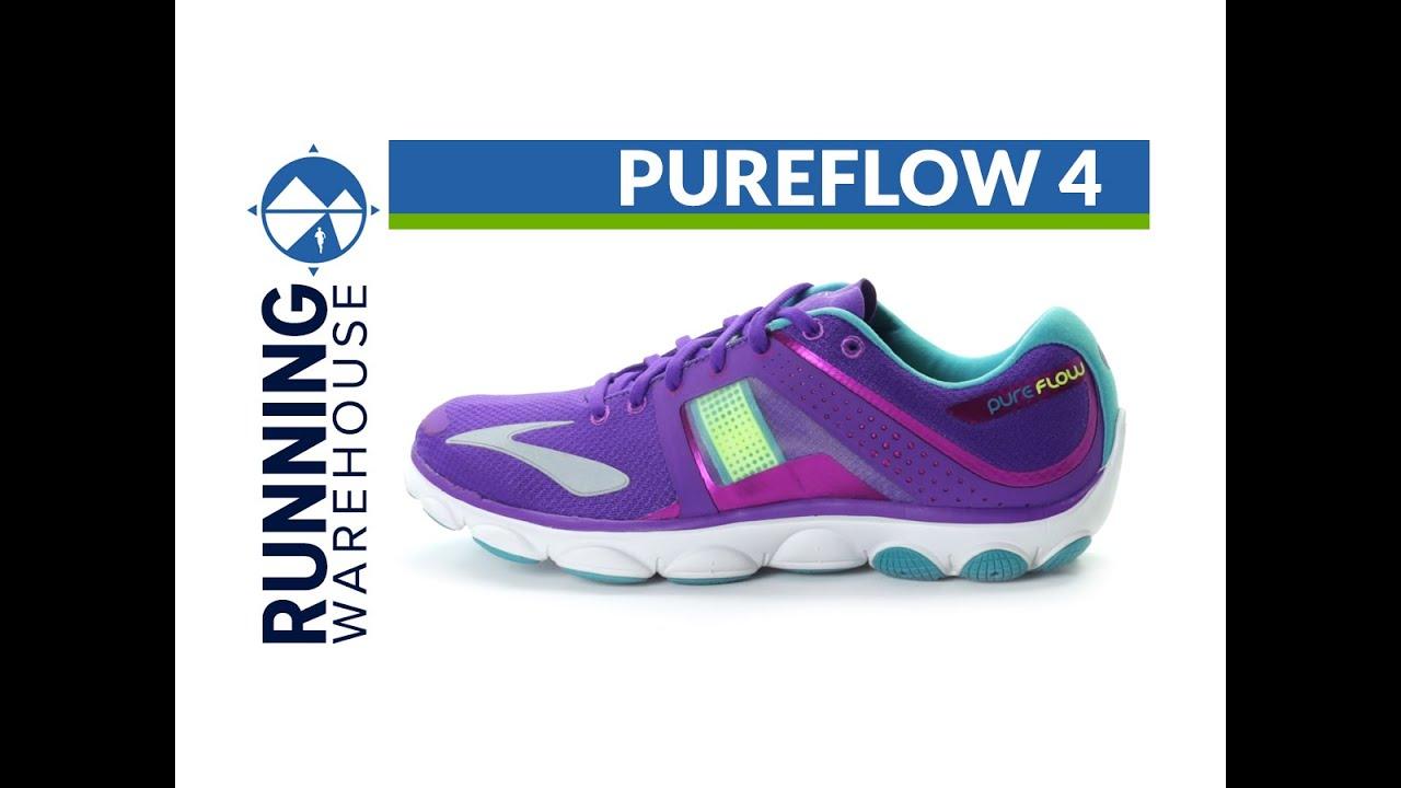 7f7d0a24e725a Brooks PureFlow 4 for women. Running Warehouse