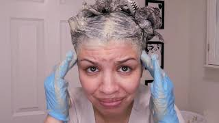 I Used The AZTEC HEALING CLAY MASK On My OILY HAIR...