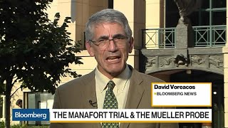 Gates Returns to Stand on Day 7 of the Manafort Trial
