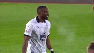 Genseric KUSUNGA goal vs Hearts  (23/01/2019)