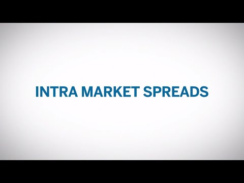 Metals Intra Market Spreads