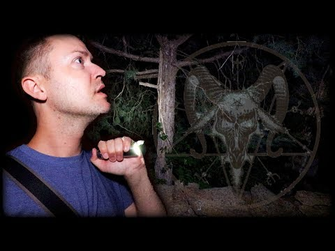 WITCH HUNT!   Round Mound Cemetery   MichaelScot