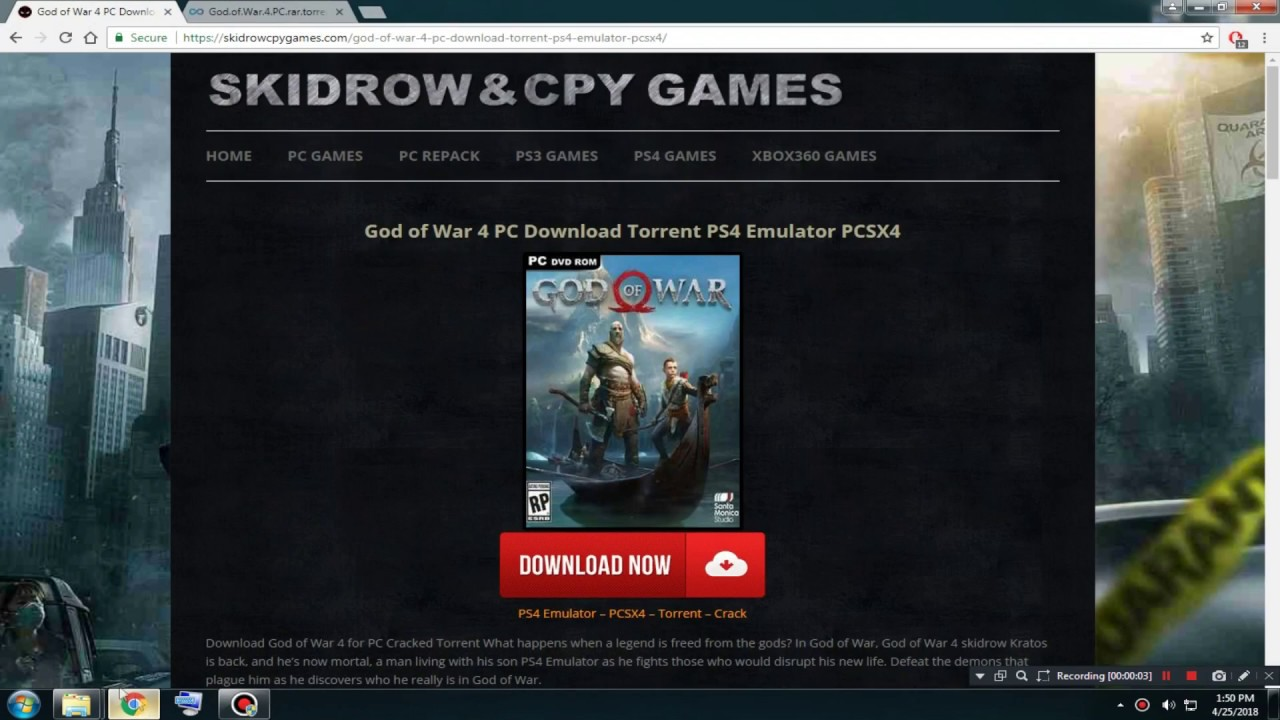 god of war 4 full game download for android