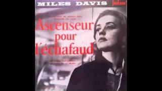 Miles Davis - Florence Sur Les Champs-Élysées - Ascenseur Pour L