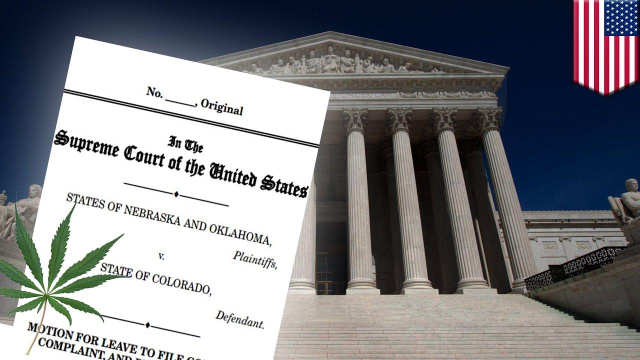 Nebraska And Oklahoma Sue Colorado Over Marijuana Legalization - Is nebraska in the united states