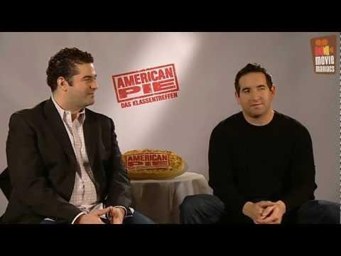 American Pie 4 Klassentreffen   Jon Hurwitz & Hayden Schlossberg - wie sie sich selber sehen