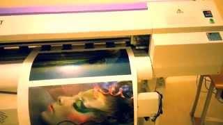 interjet  epson dx5 eco solvent 1440 dpi wide format dekota dijital baski makinesi tanitimi