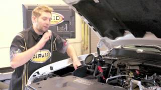 airaid intake for gm truck suv 2007 2014 product video