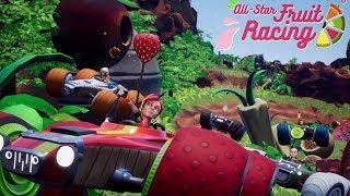 Heiße Früchte & Coole Autos - All Star Fruit Racing Gameplay | EgoWhity
