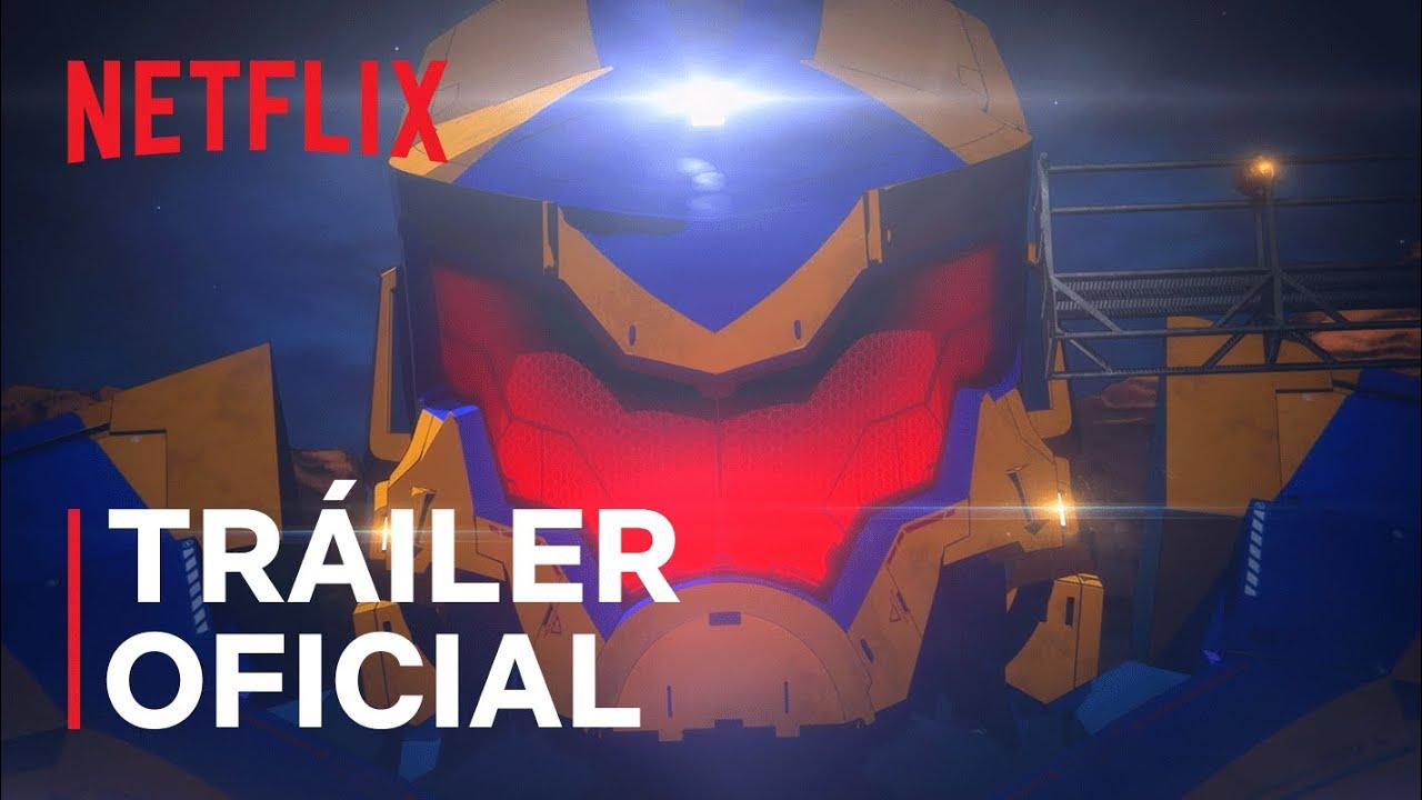 Pacific Rim: Tierra de nadie – Tráiler oficial | Netflix