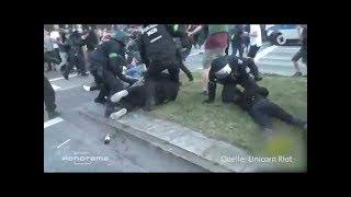 G20: Bilder der Polizeigewalt!