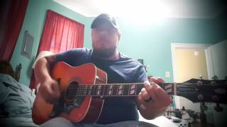 Last Thing I Needed First Thing This Morning  ( Willie Nelson cover ) Eric Strickland