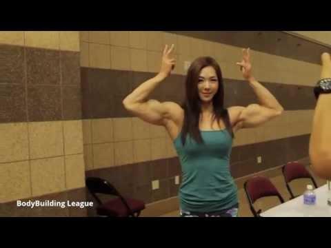 Yeon Woo Jhi - 2014 Olympia - Meet the Olympians ( athletes )