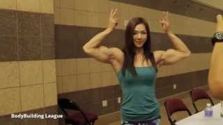 Yeon Woo Jhi - 2014 Olympia - Meet the Olympians ( athletes )
