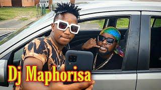 Meeting Dj Maphorisa (LEON GUMEDE)