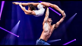 Download Duo Destiny - Hand to hand Bench Act | 39th Cirque de Demain Mp3 and Videos