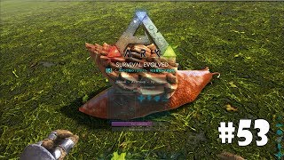 ARK: Survival Evolved (Ragnarok) #53 - Приручение улитки