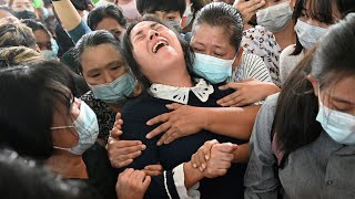 video: Increase in rare-earth mining in Myanmar may be funding junta