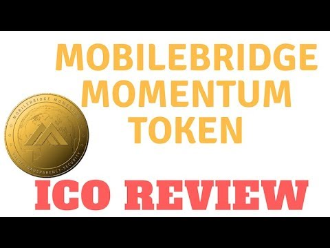 MobileBridge Momentum Token  - ICO Review