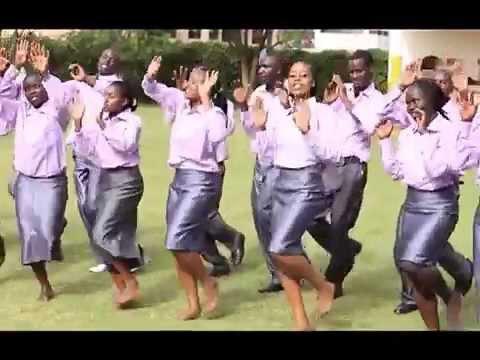 NIMEAHIDI YESU - Holy Spirit Catholic Choir Langas - Eldoret