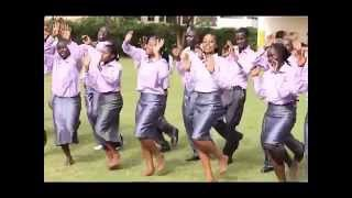 NIMEAHIDI YESU Holy Spirit Catholic Choir Langas Eldoret
