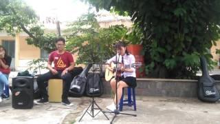 (CLB GuitarSGU Contest) Nếu như ngày đó - Khánh Hà