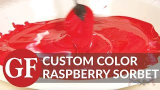 Get The Look: Custom Color - Raspberry Sorbet
