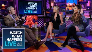 Would Tamra Judge Quit #RHOC for Her Daughter?   WWHL