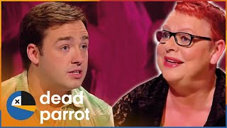 the-guide-to-fingering-best-of-the-panellists-big-fat-quiz-dead-parrot