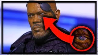 How Nick Fury LOSES His Eye *FINALLY REVEALED* In Captain Marvel! (SPOILERS)