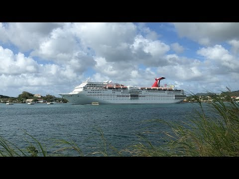 Carnival Fascination Cruise 15th-22nd April 2018