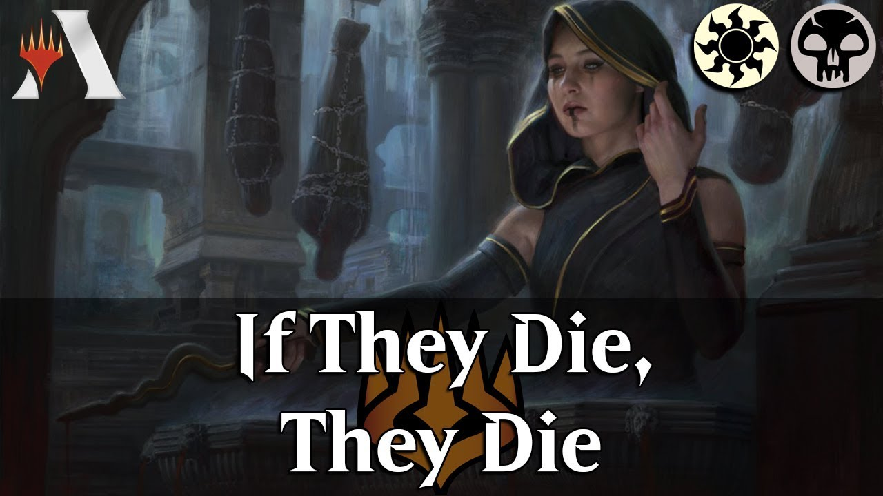 Mtg Arena War Orzhov Aristocrats Ravnica Constructed Decktech Gameplay Allkindsofdrains Youtube Most frequent cards in decks where teysa, orzhov scion is the general youtube