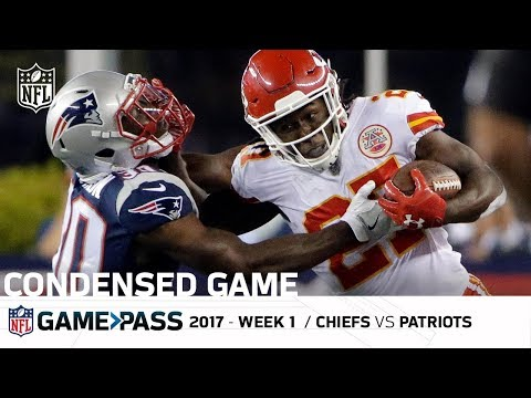 Chiefs vs. Patriots NFL Game Pass Condensed Full Game | Every Play from Week 1